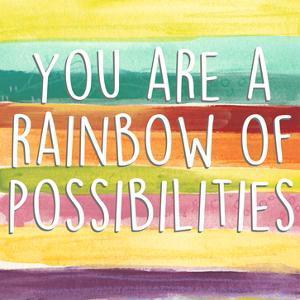 Rainbow of Possibilities II by Studio W