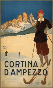 See Cortina d' Ampezzo by Studio W