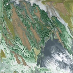 Verdant Swirl I by Studio W