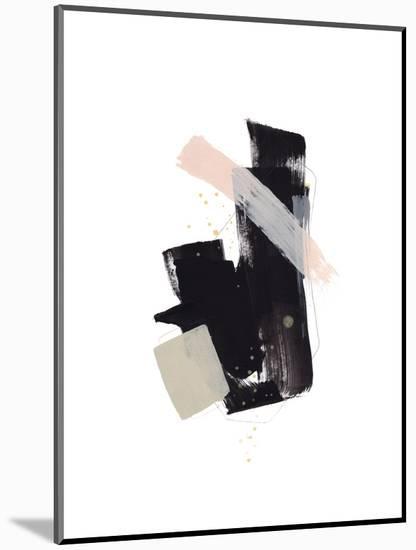 Study 17-Jaime Derringer-Mounted Premium Giclee Print