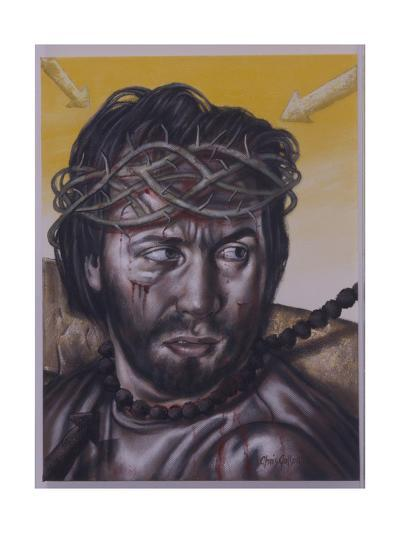 Study for Jesus Meets His Mother, 2004-Chris Gollon-Giclee Print