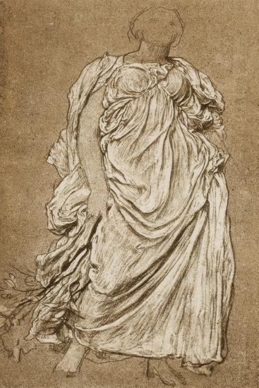 Study for the Daphnephoria, C1874-1876 (C1880-188)-Frederic Leighton-Giclee Print