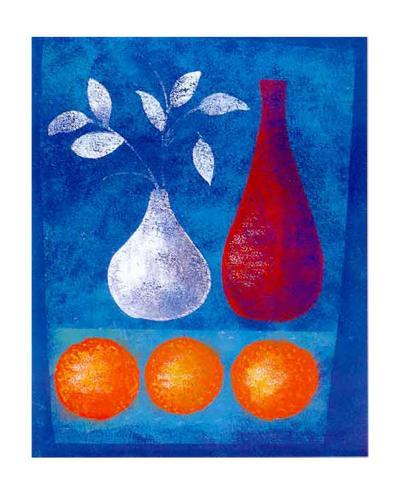 Study in Still Life IV-L. De Simone-Art Print
