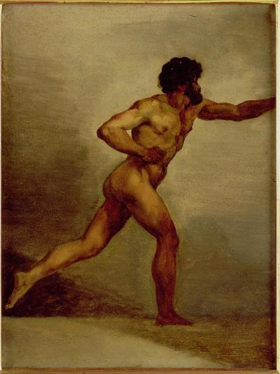 Study of a Man-Th?odore G?ricault-Giclee Print