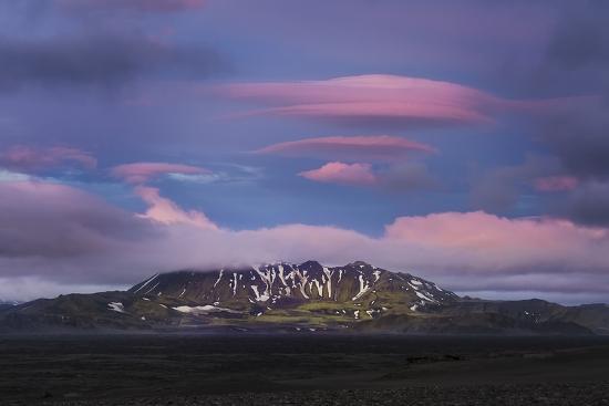 Stunning Summer Landscape Of The Volcanic Highlands In Iceland-Joe Azure-Photographic Print
