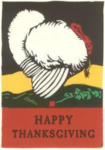 Stylish Turkey, Happy Thanksgiving