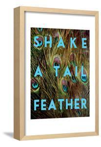Shake a Tail Feather by Su Keren