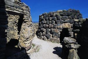 Su Nuraxi Nuragic Archaeological Site (Unesco World Heritage List, 1997), Barumini, Sardinia, Italy