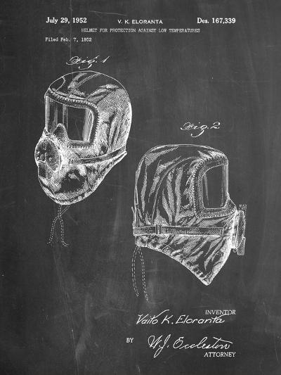 Sub Zero Mask Patent-Cole Borders-Art Print