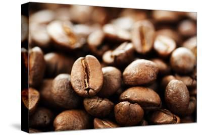 Coffee Close-Up.Selective Focus