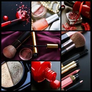 Professional Make-Up Collage by Subbotina Anna