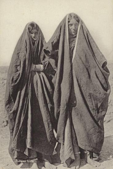 Subean Girls--Photographic Print