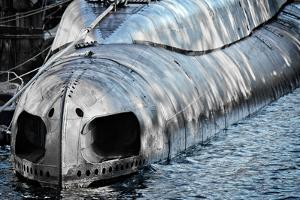 Submarine at Philadelphia Marina