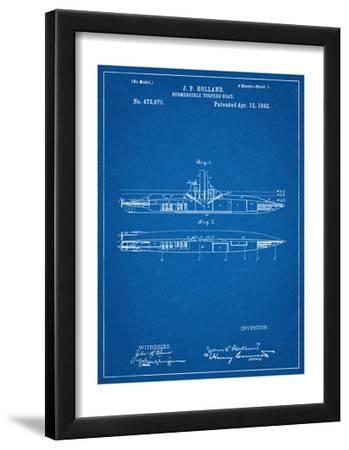 Submarine Vessel Patent