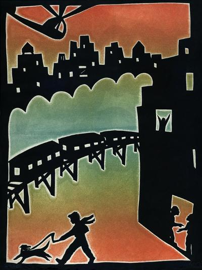 Subway, 1996-Beatrice Coron-Giclee Print