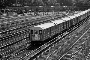Subway 7 Train Queens NYC