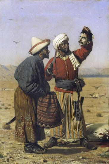 Success, 1868-Vasili Vasilyevich Vereshchagin-Giclee Print