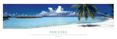 Success--Art Print