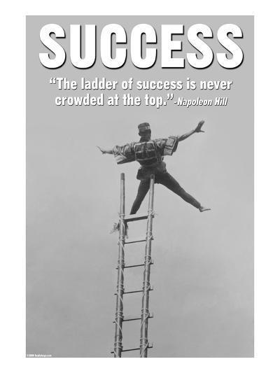 Success-Wilbur Pierce-Art Print