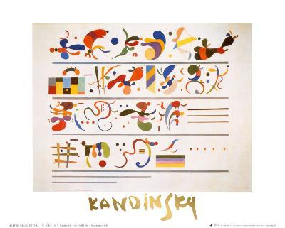 Succession, c.1935-Wassily Kandinsky-Art Print