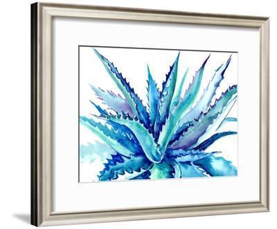 Succulent Agave 2-Suren Nersisyan-Framed Art Print