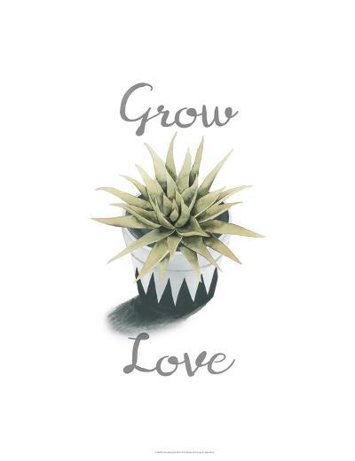 Succulent Life III-Julie Silver-Giclee Print