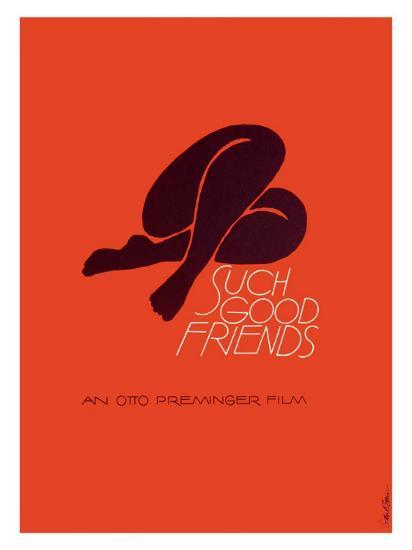 Such Good Friends--Giclee Print