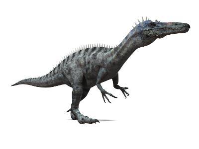 Suchomimus Dinosaur, Artwork-SCIEPRO-Photographic Print