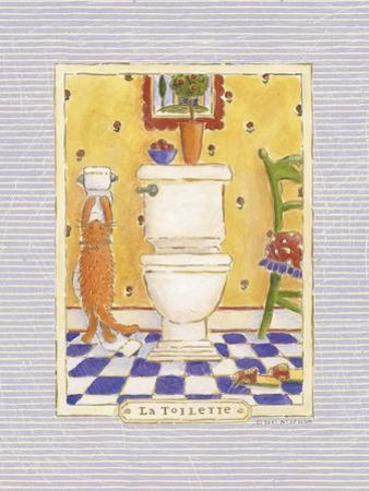 Kitty Toilette by Sudi Mccollum