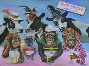 Banana Milk Shake by Sue Clyne