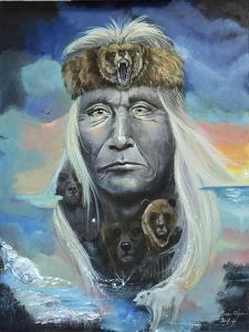 Chief Bear by Sue Clyne