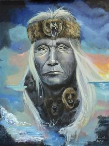 Chief Bear by Sue Clyne