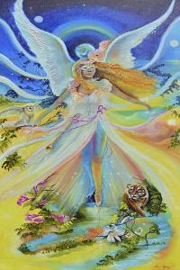 Earth Angel by Sue Clyne