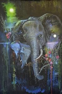 Elephant Bond by Sue Clyne