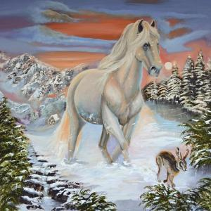 Horse and the Hare by Sue Clyne