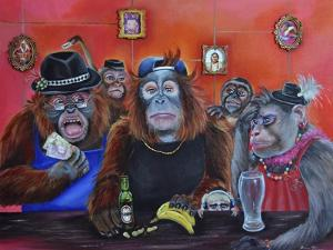 Monkey Business by Sue Clyne