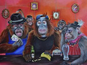 Monkey Business by Sue Clyne