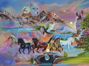 The Spirit of the Horse by Sue Clyne
