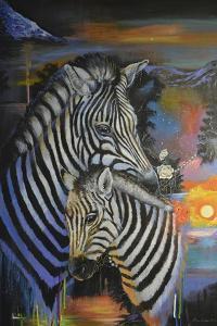 Zebra Dreams by Sue Clyne