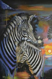 Zebra Dreams by Sue Clyne