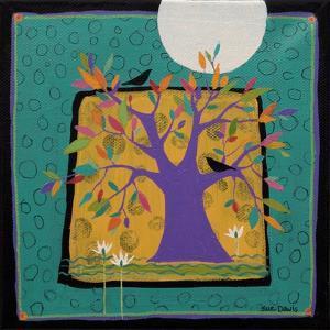 Tree Under The Moon by Sue Davis