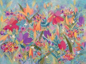 Wild Flowers by Sue Davis