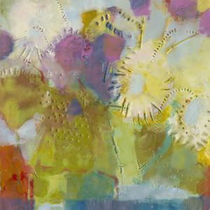 Floare II by Sue Jachimiec