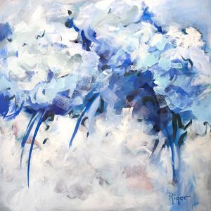Hydrangeas on My Mind II by Sue Riger