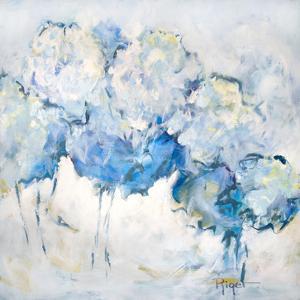 Hydrangeas on My Mind IV by Sue Riger