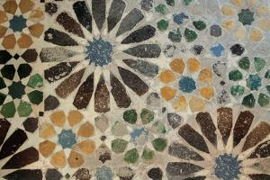 Alhambra Tile I by Sue Schlabach