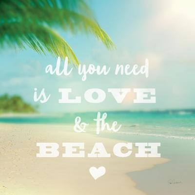 All You Need is Beach by Sue Schlabach