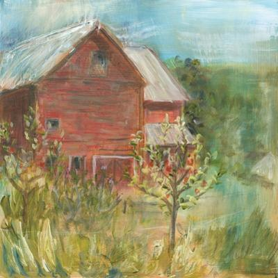 Barn Orchard by Sue Schlabach