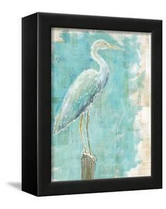 Coastal Egret I by Sue Schlabach