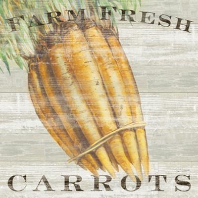 Farm Fresh Carrots by Sue Schlabach